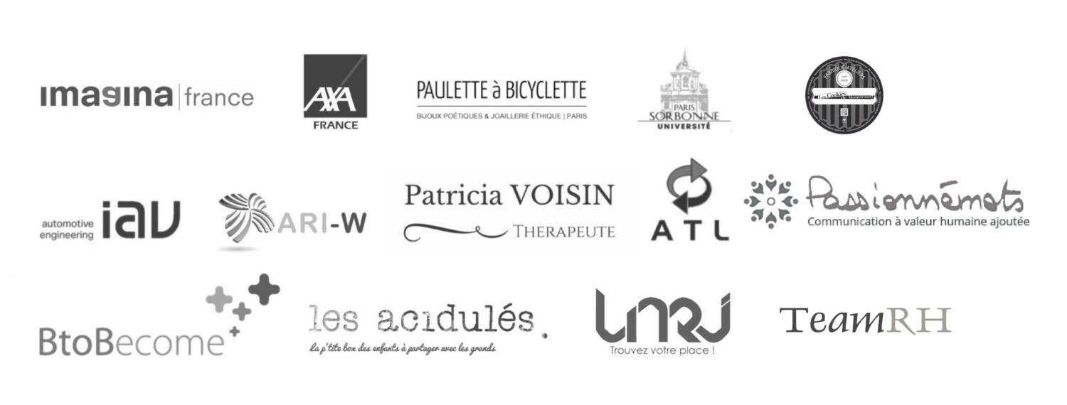 logo clients nadege vialle 2019